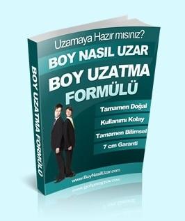 Boy uzatma formülü kitabı 2